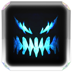 Trophy icon for defeating the Time Eater with no damage.