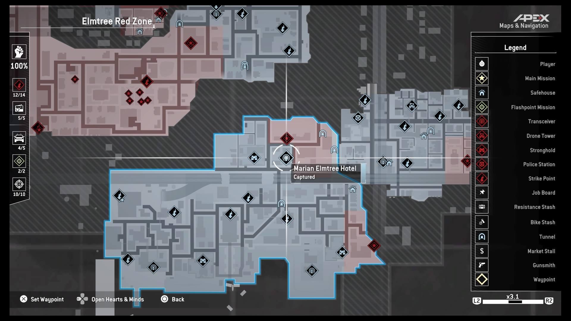 Homefront The Revolution Map & Open World Details | Gameratedgames