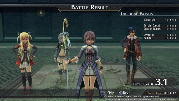 The Legend of Heroes: Trails of Cold Steel II Trophy Guide