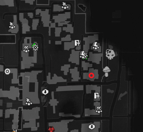 Dying Light Map Icons