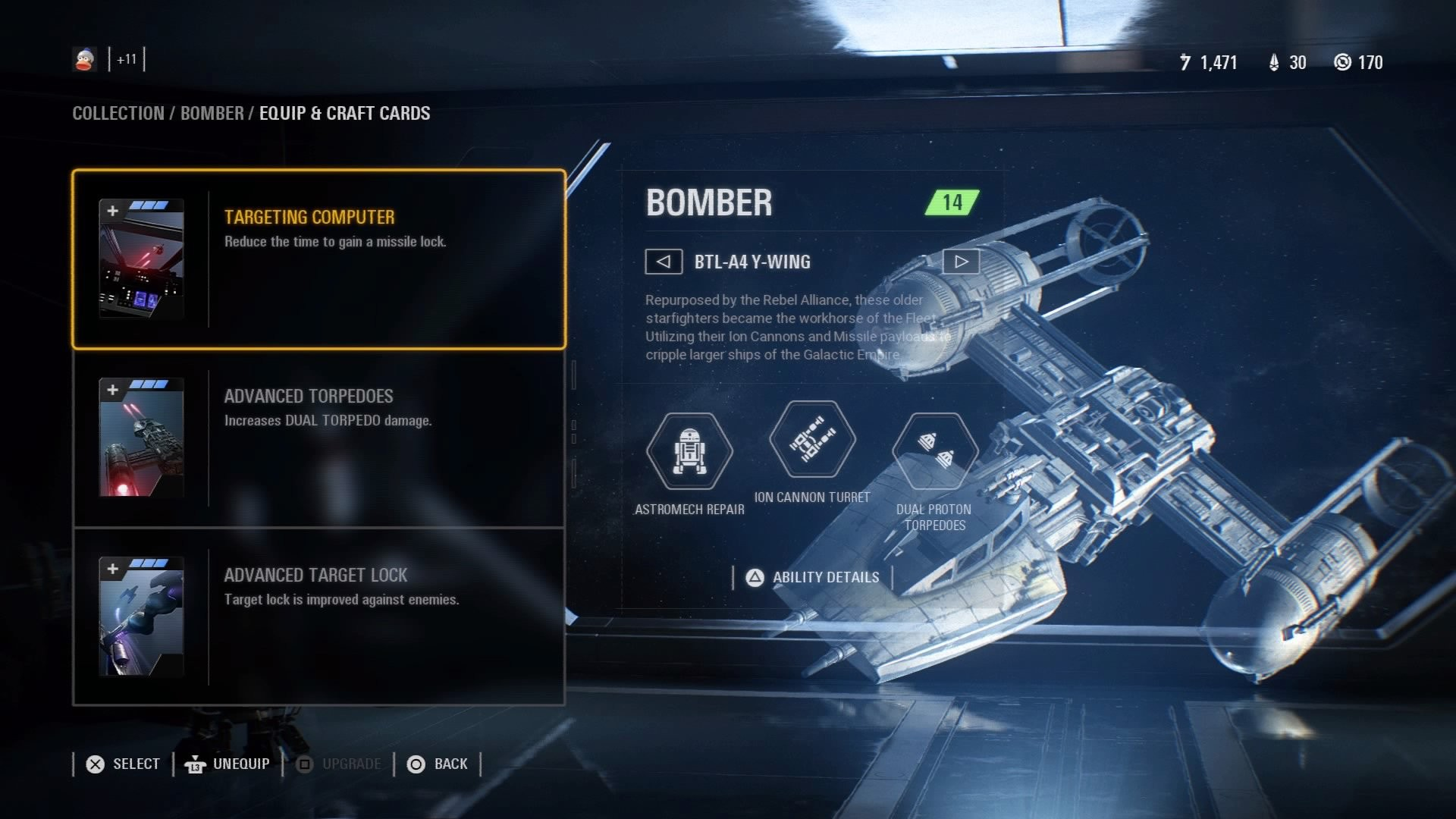 The Bomber Trophy Star Wars Battlefront Ii Psnprofiles Com